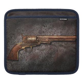 Arma - revólver del calibre del modelo 1851 - 36 funda para iPads