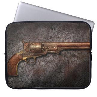 Arma - revólver del calibre del modelo 1851 - 36 funda portátil