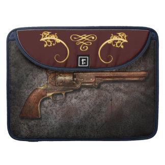 Arma - revólver del calibre del modelo 1851 - 36 fundas macbook pro