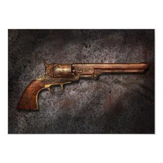 Arma - revólver del calibre del modelo 1851 - 36 anuncio personalizado