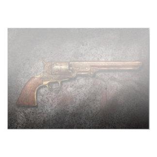 Arma - revólver del calibre del modelo 1851 - 36 comunicados personalizados