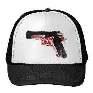 Arma sangriento gorra