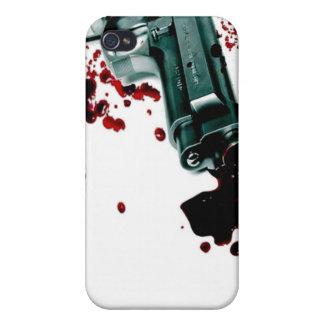 Arma sangriento II iPhone 4 Cobertura