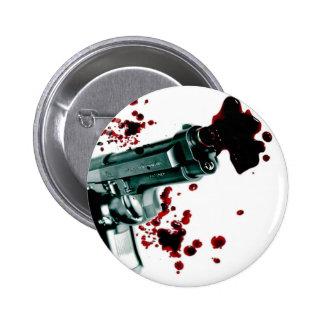 Arma sangriento II Pin