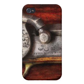 Arma - trabajos del rifle iPhone 4/4S fundas