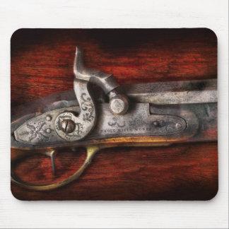 Arma - trabajos del rifle tapetes de ratones