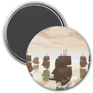 Armada Imán Redondo 7 Cm