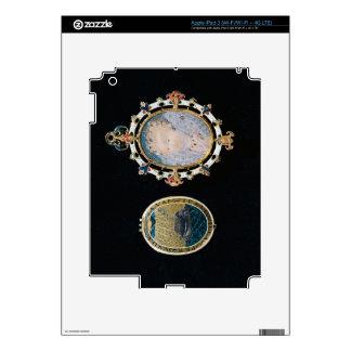 Armada Jewel, miniature of Queen Elizabeth I enclo iPad 3 Decals