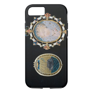 Armada Jewel, miniature of Queen Elizabeth I enclo iPhone 7 Case