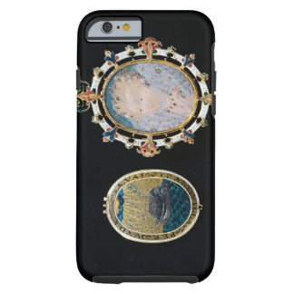 Armada Jewel, miniature of Queen Elizabeth I enclo Tough iPhone 6 Case