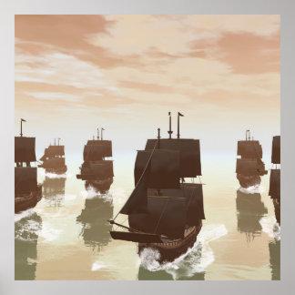Armada Poster