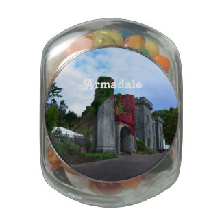 Armadale Castle Jelly Belly Candy Jars
