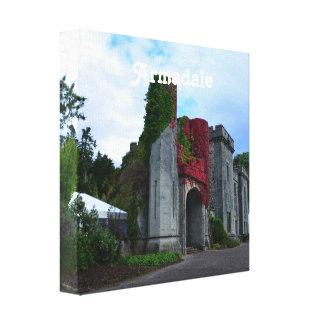 Armadale Castle Stretched Canvas Prints