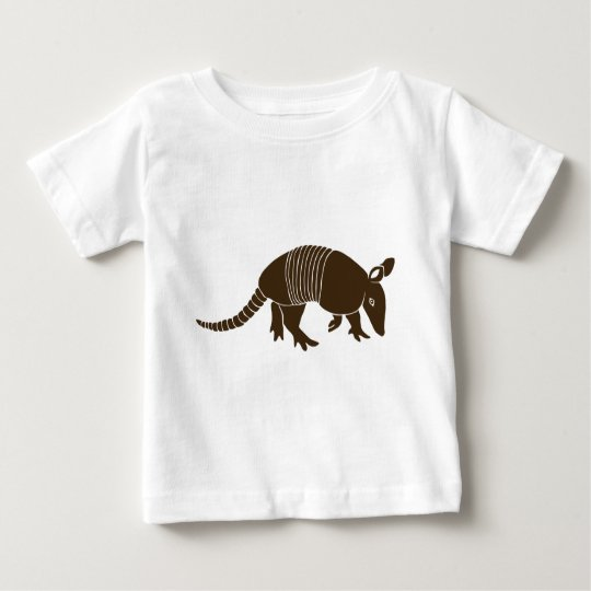 armadillo armadillo sloth lazy animal baby T-Shirt