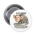 Armadillo Bush Button