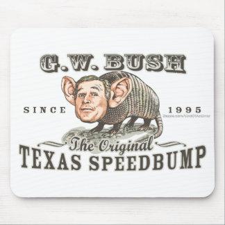 Armadillo Bush Mouse Pad