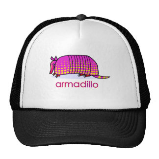 Armadillo Cap Trucker Hat