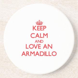 Armadillo Coaster