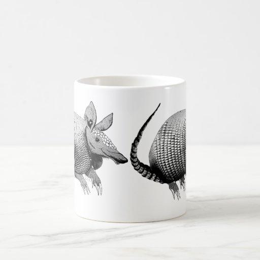 Armadillo from Texas - Glaze Mug