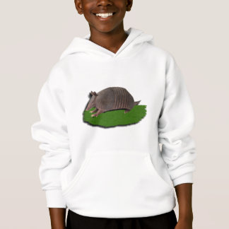 Armadillo grass hoodie