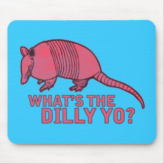 Armadillo Mouse Pad