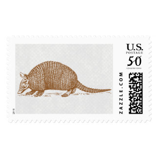 Armadillo Postage Stamps