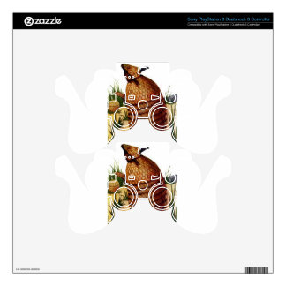 Armadillo PS3 Controller Decal