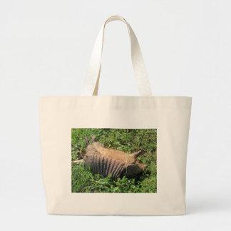 Armadillo Road Kill - Dasypodidae Tote Bag