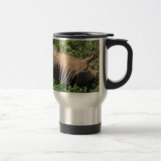 Armadillo Road Kill - Dasypodidae Travel Mug