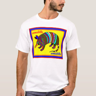 Armadillo tines two design by David T-Shirt