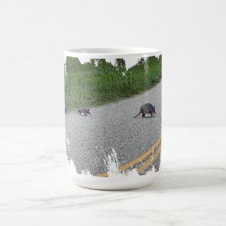 Armadillos Coffee Mugs