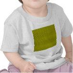 Armadura - amarillo camisetas