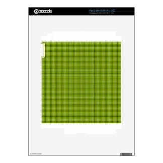 Armadura - amarillo fluorescente iPad 2 skin