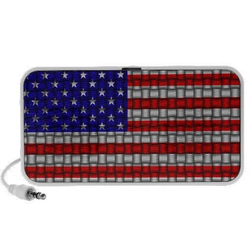 Armadura americana iPhone altavoces