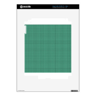 Armadura - Aquamarine iPad 2 Skins