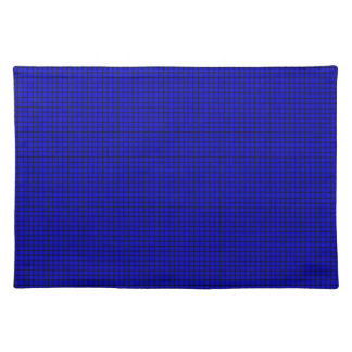 Armadura - azul manteles individuales