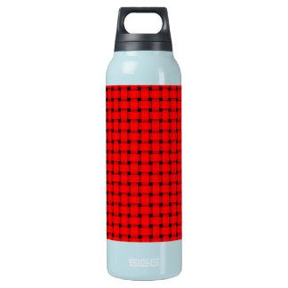 Armadura de cesta en botella roja de la libertad