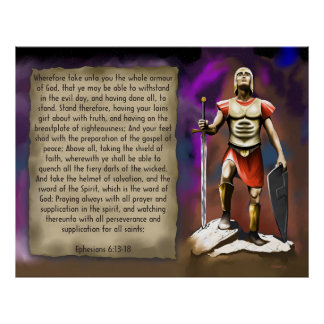 Armadura de dios II Póster