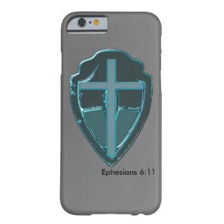 Armadura de la caja del teléfono de dios funda barely there iPhone 6