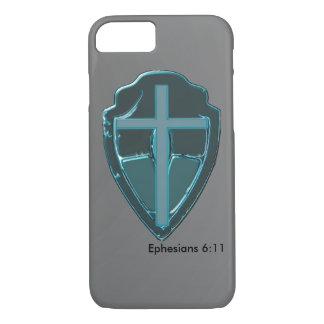Armadura de la caja del teléfono de dios funda iPhone 7