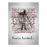 Armadura de la invitación de dios