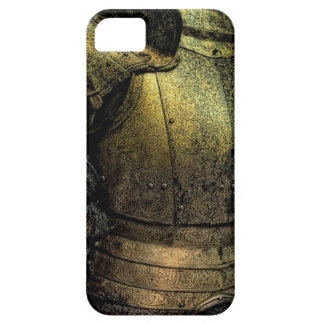 Armadura del caballero medieval iPhone 5 cárcasa
