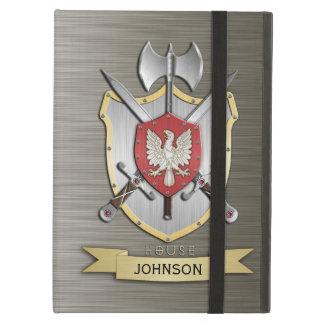 Armadura del escudo de la batalla de Eagle Sigil
