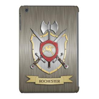 Armadura del escudo de la batalla de Sigil del Fundas De iPad Mini