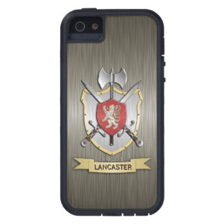 Armadura del escudo de la batalla de Sigil del iPhone 5 Fundas