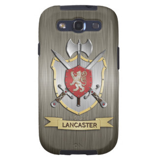 Armadura del escudo de la batalla de Sigil del leó Galaxy S3 Protector