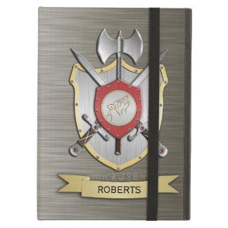 Armadura del escudo de la batalla de Sigil del lob