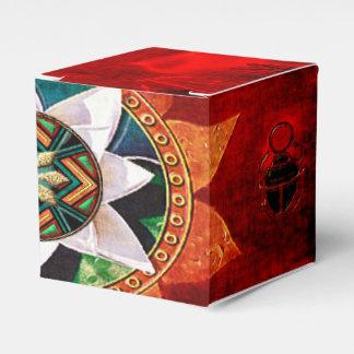 Armadura del fuego de Lotus Caja Para Regalo De Boda