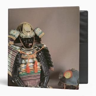 "Armadura del samurai, período de Muromachi c.1384 Carpeta 1 1/2"""