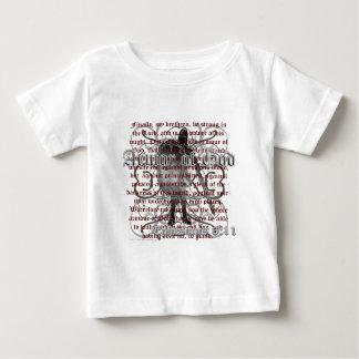Armadura del soldado de dios t-shirts